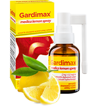 Gardimax medica lemon spray