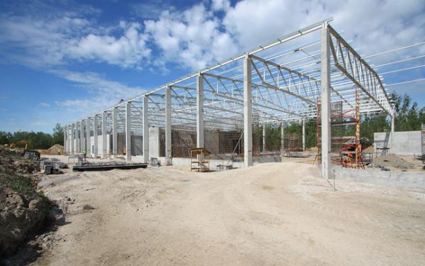 Budowa hali. Co należy wziąć pod uwagę, planując budowę hali?