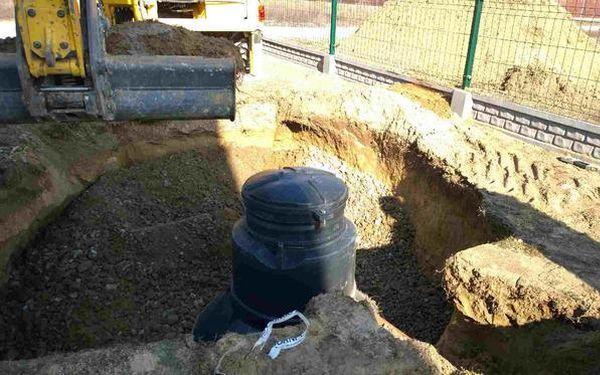 Studnia chłonna, czyli jak zagospodarować deszczówkę lub ścieki z oczyszczalni biologicznej
