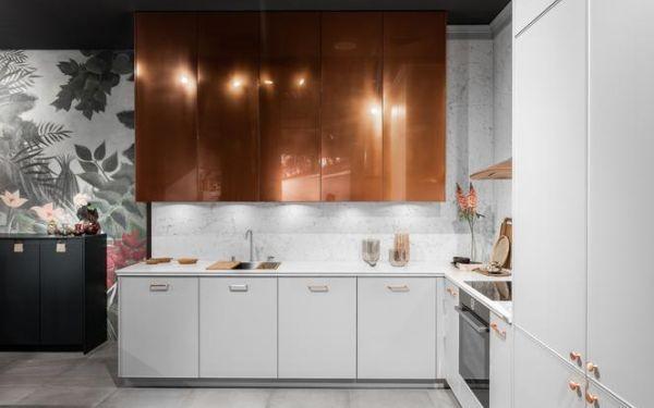 Meble kuchenne: 10 nowoczesnych projektów zabudowy