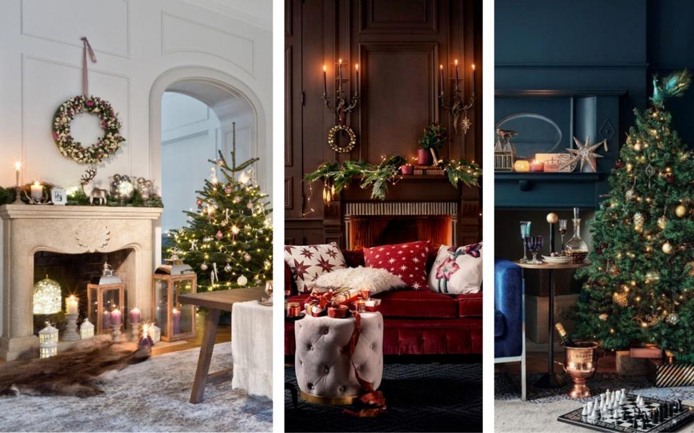 Modne dekoracje na Boże Narodzenie